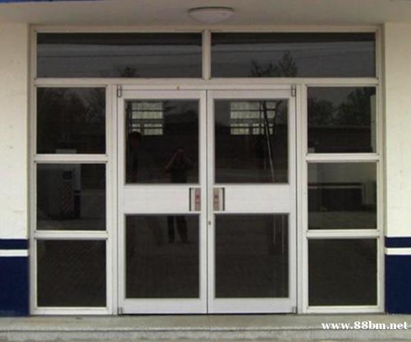 南开区玻璃门安装上门服务-感应门-安装价格