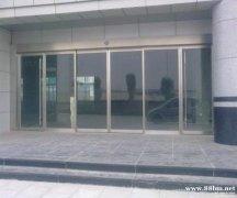 西青区感应玻璃门维修-地弹簧更换厂家